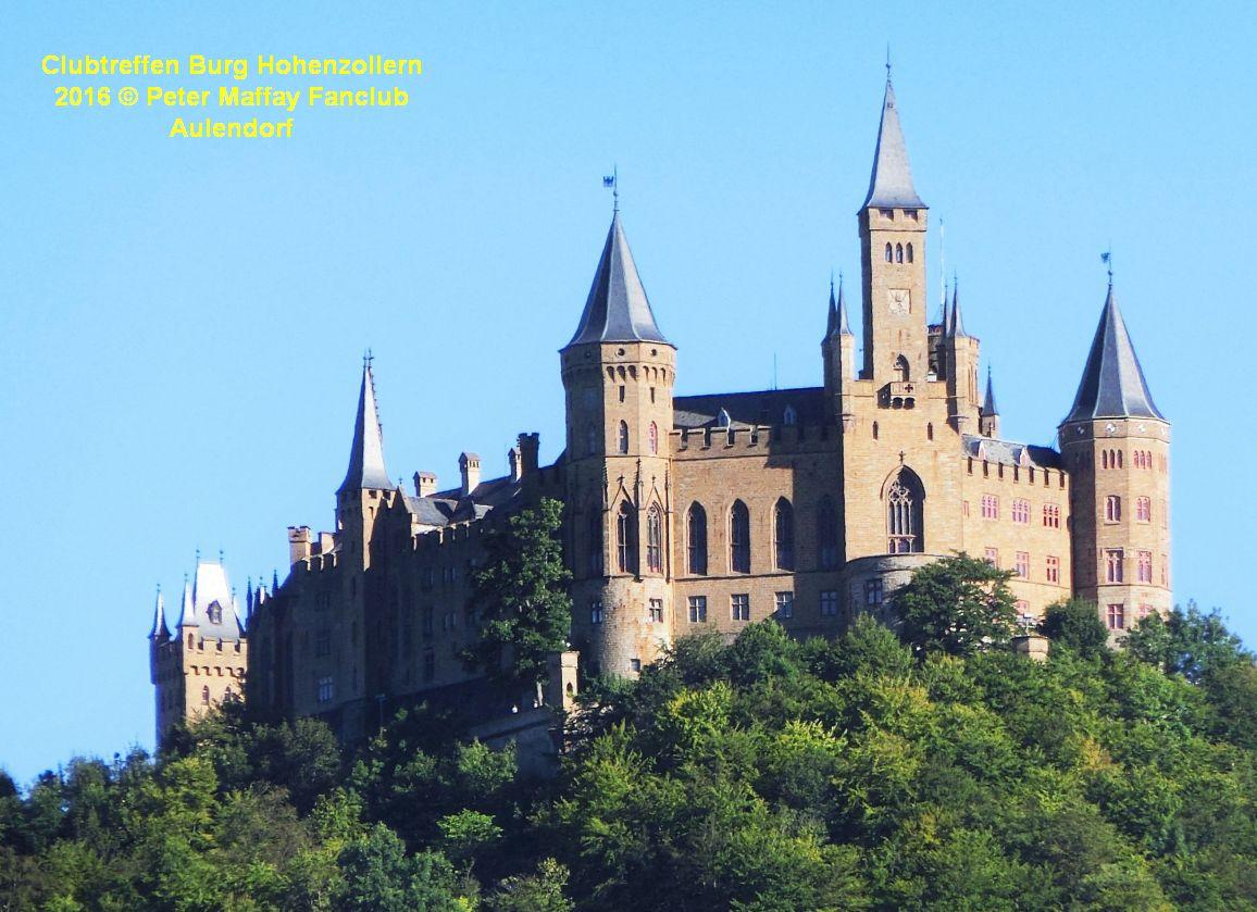 Burg Hohenzollern 2016